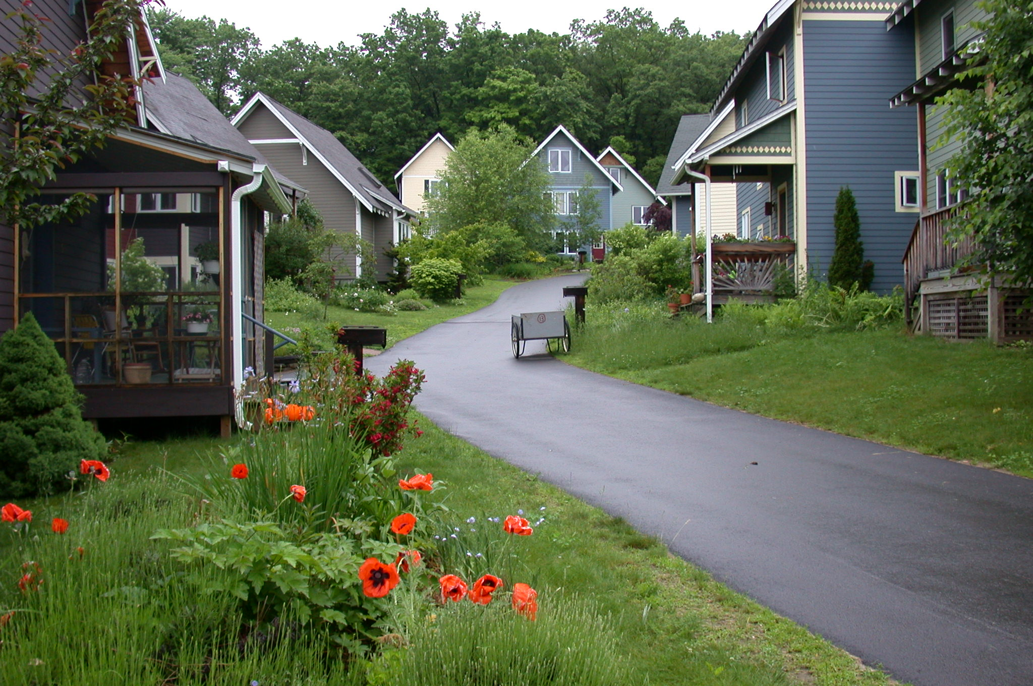pioneer valley cohousing mary kraus architect